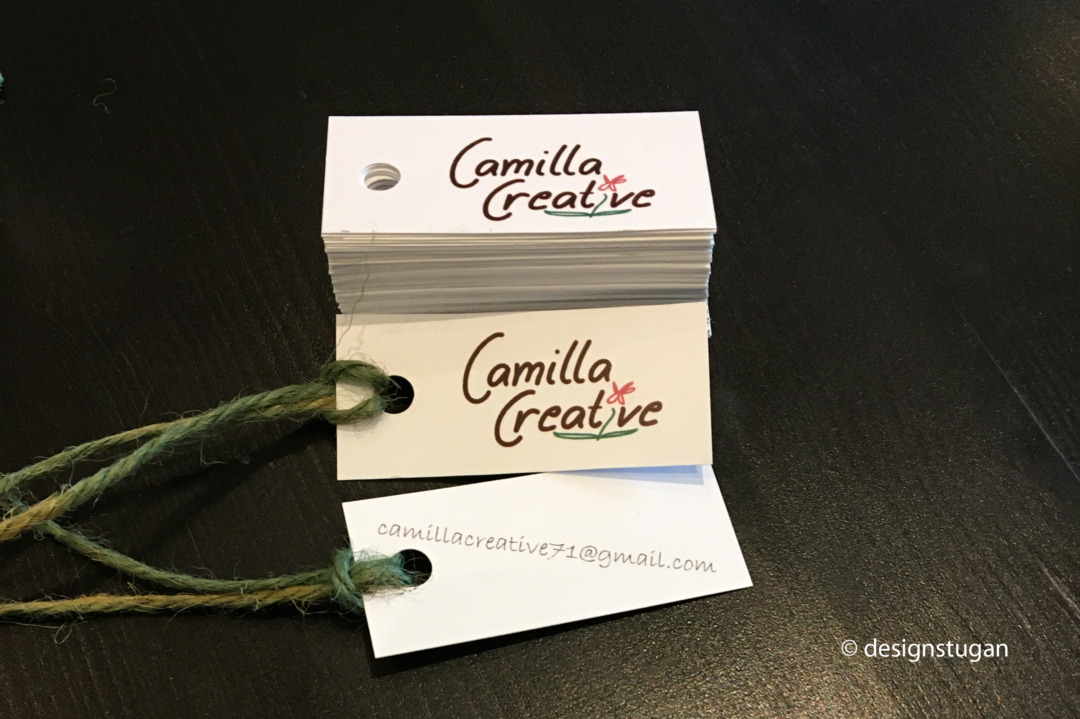 Produktlapp CamillaCreative