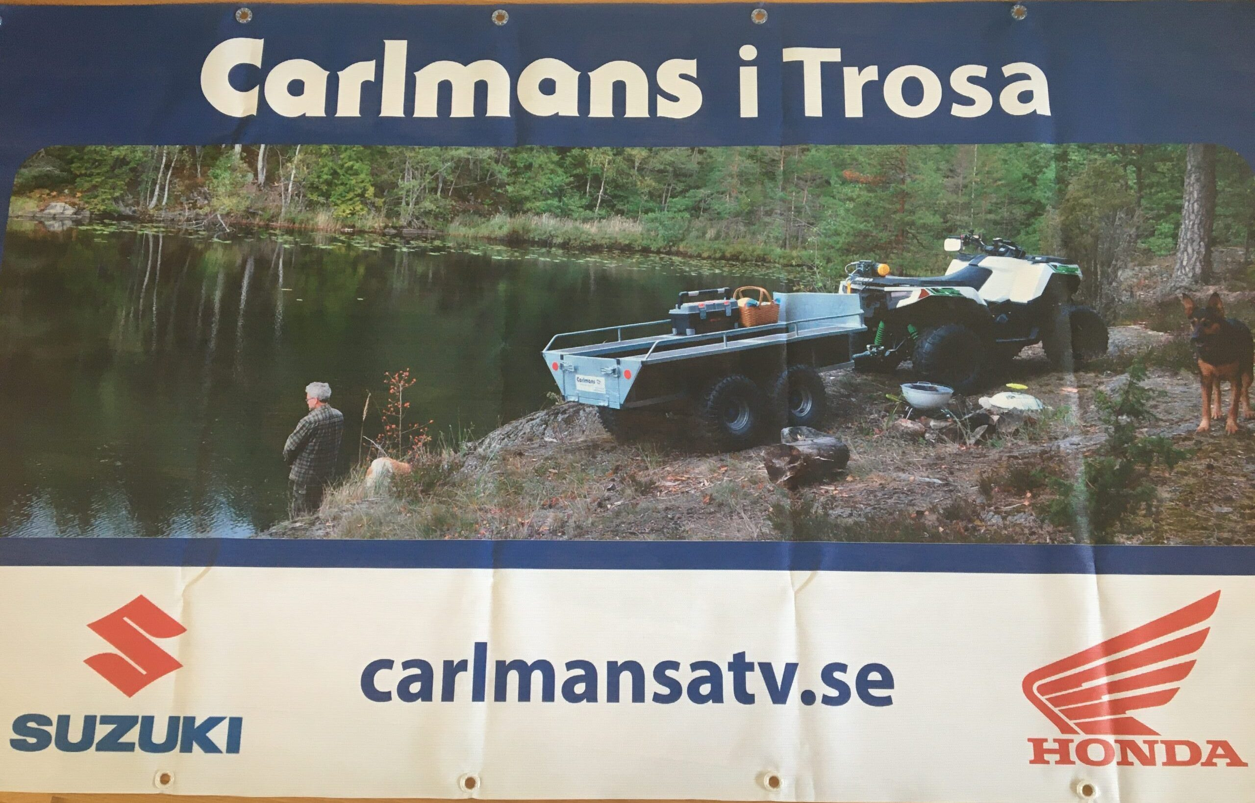 Banderoll – Carlmans